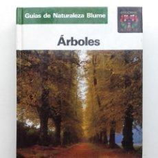 Livros em segunda mão: ARBOLES - BRUNO P. KREMER - GUIAS DE NATURALEZA BLUME - 1986. Lote 277442723