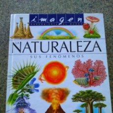 Libros de segunda mano: LA NATURALEZA. SUS FENOMEMOS -- PANINI 2001 --. Lote 277645378