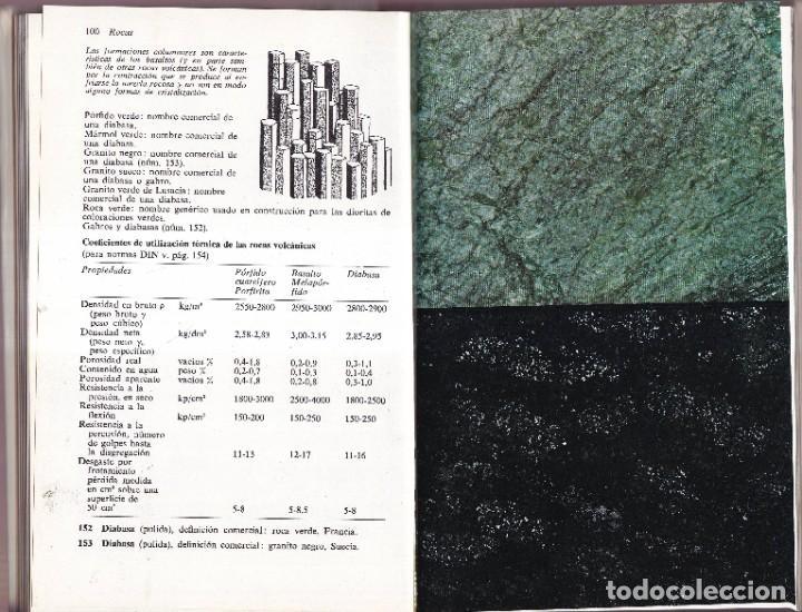 Libros de segunda mano: ROCAS Y MINERALES - WALTER SCHUMANN - EDITORIAL OMEGA 1974 - Foto 7 - 277745948