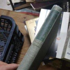Libros de segunda mano de Ciencias: LIBRO FUNDAMENTOS DE FÍSICA II ELECTRICIDAD Y MAGNETISMO FRANCIS W. SEARS 1958 AGUILAR L-23704-9. Lote 278402838