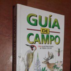 Libros de segunda mano: GUIA DE CAMPO. JAN TOMAN. JIRI FELIX. TAPA DURA. BUEN ESTADO. SUSAETA. Lote 278536603