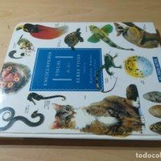 Libros de segunda mano: ENCICLOPEDIA VISUAL DE LOS SERES VIVOS / TOMO II / EL PAIS ALTEA / AK58. Lote 278628283
