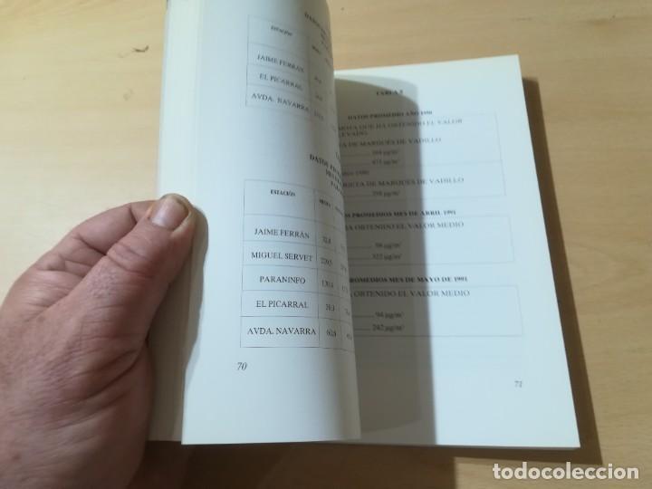 Libros de segunda mano: VII JORNADAS ENERGIA Y MEDIO AMBIENTE / ZARAGOZA / COLEGIO INGENIEROS TECNICOS / AK58 - Foto 6 - 278628363
