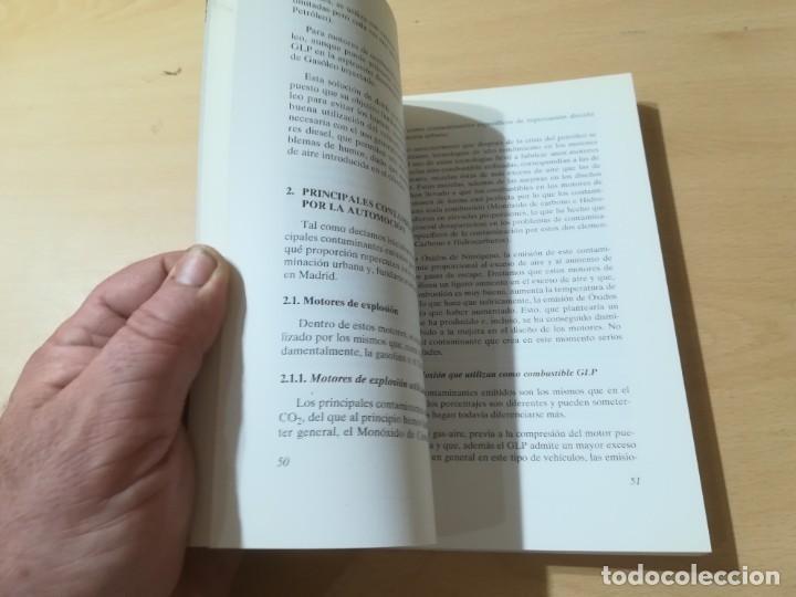 Libros de segunda mano: VII JORNADAS ENERGIA Y MEDIO AMBIENTE / ZARAGOZA / COLEGIO INGENIEROS TECNICOS / AK58 - Foto 7 - 278628363