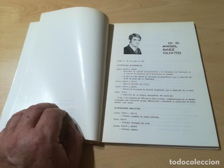Libros de segunda mano: MODELIZACION EMPRESA PRODUCCION PORCINA / A SAEZ OLIVITO / UNIVERSIDAD ZARAGOZA / AL48 - Foto 7 - 278628423