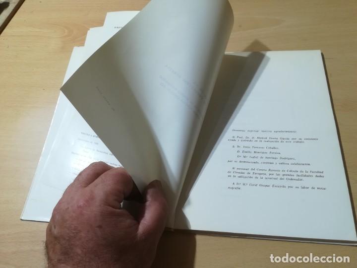 Libros de segunda mano: MODELIZACION EMPRESA PRODUCCION PORCINA / A SAEZ OLIVITO / UNIVERSIDAD ZARAGOZA / AL48 - Foto 9 - 278628423