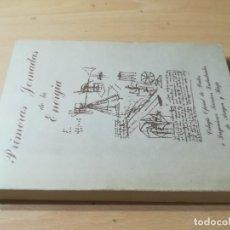 Libros de segunda mano: PRIMERAS JORNADAS DE ENERGIA / ZARAGOZA 1979 / COLEGIO INGENIEROS TECNICOS / AL62. Lote 278628608