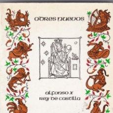Libros de segunda mano: ALFONSO X: LAPIDARIO. Lote 279521738