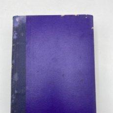 Libros de segunda mano de Ciencias: ANALES DE DE LA REAL SOCIEDAD ESPAÑOLA DE FISICA Y QUIMICA. SERIE B-QUIMICA. 12 NUMEROS. 1954. Lote 279551858