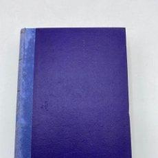 Libros de segunda mano de Ciencias: ANALES DE DE LA REAL SOCIEDAD ESPAÑOLA DE FISICA Y QUIMICA. SERIE B-QUIMICA. 12 NUMEROS. 1950. Lote 279551973