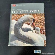 Libros de segunda mano: CONDUCTA ANIMAL. Lote 280245463