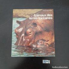 Libros de segunda mano: ANIMAUX. Lote 280255803
