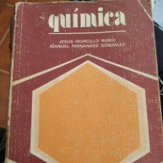 Libros de segunda mano de Ciencias: QUÍMICA, ANAYA 1981. Lote 283448003