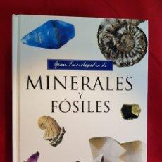 Libros de segunda mano: GRAN ENCICLOPEDIA DE MINERALES Y FÓSILES - SERVILIBRO, 1990. Lote 284301653