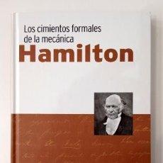Livros em segunda mão: LOS CIMIENTOS FORMALES DE LA MECÁNICA. HAMILTON (2019). Lote 285595358