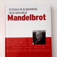 Livros em segunda mão: EN BUSCA DE LA GEOMETRÍA DE LA NATURALEZA. MANDELBROT (2018). Lote 285598133