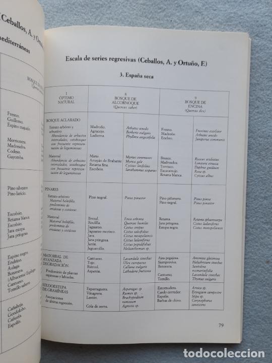Libros de segunda mano: Manual de Forestación en Tierras Agrícolas. - Foto 4 - 285762828