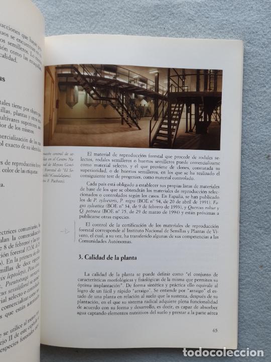 Libros de segunda mano: Manual de Forestación en Tierras Agrícolas. - Foto 5 - 285762828