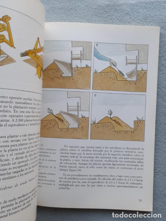 Libros de segunda mano: Manual de Forestación en Tierras Agrícolas. - Foto 7 - 285762828