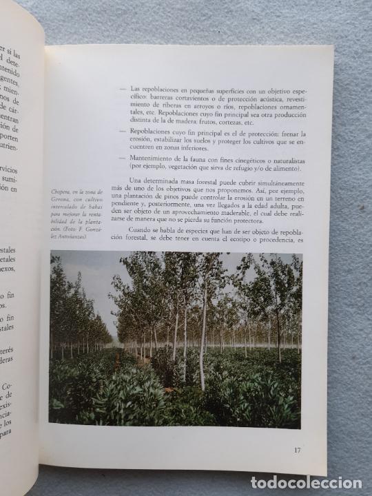 Libros de segunda mano: Manual de Forestación en Tierras Agrícolas. - Foto 8 - 285762828