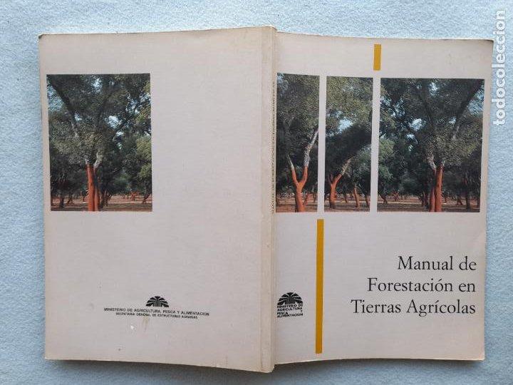 Libros de segunda mano: Manual de Forestación en Tierras Agrícolas. - Foto 9 - 285762828