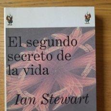 Libros de segunda mano: EL SEGUNDO SECRETO DE LA VIDA, IAN STEWART, ED. CRITICA, 1999 MUY RARO. Lote 287257013