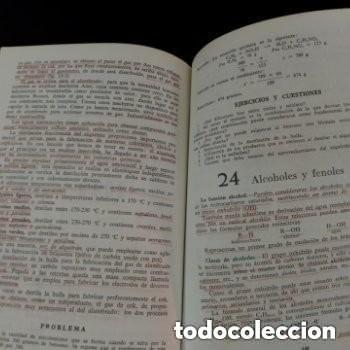 Libros de segunda mano de Ciencias: 1971 QUIMICA E. NAGORE, TAPA BLANDA - Foto 3 - 287555073
