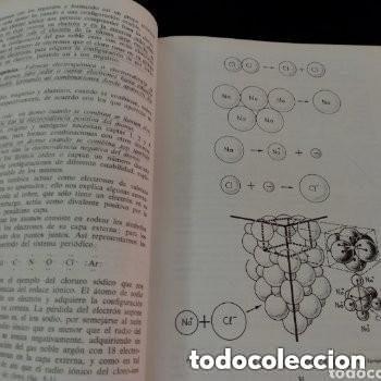 Libros de segunda mano de Ciencias: 1971 QUIMICA E. NAGORE, TAPA BLANDA - Foto 4 - 287555073