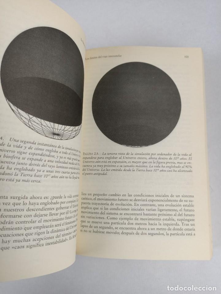 Libros de segunda mano de Ciencias: LA FISICA DE LA INMORTALIDAD - TIPLER - ALIANZA UNIIVERSIDAD - Foto 4 - 287751788