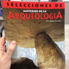 Libros de segunda mano: SELECCIONES DE MISTERIOS DE LA ARQUEOLOGÍA: ENIGMAS DE LA EDAD DE PIEDRA UN PASADIZO SIN FONDO. Lote 287796453