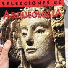 Libros de segunda mano: SELECCIONES DE MISTERIOS DE LA ARQUEOLOGÍA: NUESTROS ORÍGENES ÍBEROS. Lote 287796513