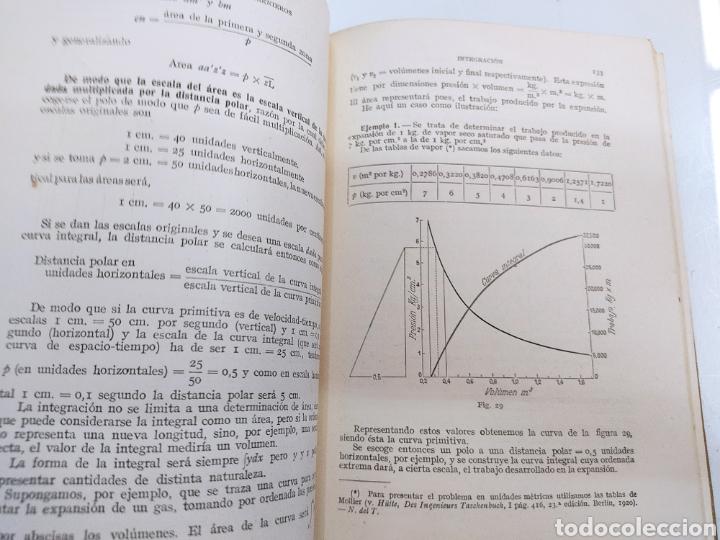Libros de segunda mano de Ciencias: Tratado práctico de Matemáticas para Ingenieros 2Vols W. N. Rose Ed. Labor 1944 Arquitectos peritos - Foto 10 - 287906698