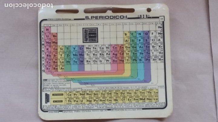 Libros de segunda mano de Ciencias: sistema periodico bzb - Foto 2 - 288192728