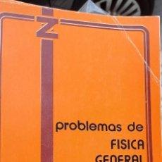 Libros de segunda mano de Ciencias: PROBLEMAS DE FISICA GENERAL, DE FELIX GONZALEZ Y M. MARTINEZ HERNANDEZ (TEBAR FLORES). Lote 288218198