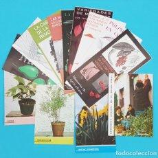 Libros de segunda mano: LOTE 13 FOLLETOS MINISTERIO DE AGRICULTURA, EXTENSION AGRARIA, AÑOS 70 VER DESCRIPCION E IMAGENES. Lote 288222463