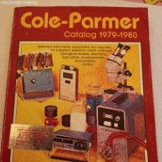 Libros de segunda mano de Ciencias: COLE-PARMER CATALOG 1979-1980. Lote 288368888