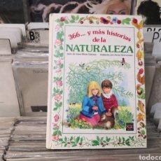 Libros de segunda mano: 366..... Y MÁS HISTORIAS DE LA NATURALEZA, ANNE MARIE DALMAIS. Lote 288681443