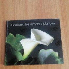 Libros de segunda mano: CONEIXER LES NOSTRES PLANTES -. Lote 288693898