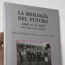 Libros de segunda mano: LA BIOLOGÍA DEL FUTURO - VV.AA.. Lote 288968178
