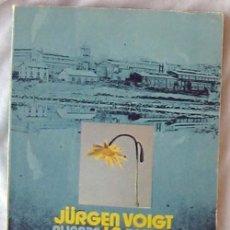 Libros de segunda mano: LA DESTRUCCIÓN DEL EQUILIBRIO BIOLÓGICO - JURGEN VOIGT - ALIANZA EDITORIAL 1971 - VER INDICE. Lote 289549923