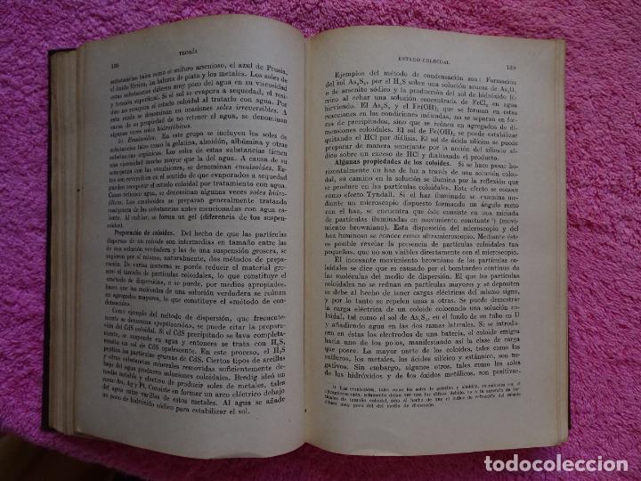 Libros de segunda mano de Ciencias: análisis químico cualitativo manuel marin 1944 luis curtman 3ª edición - Foto 7 - 290087978