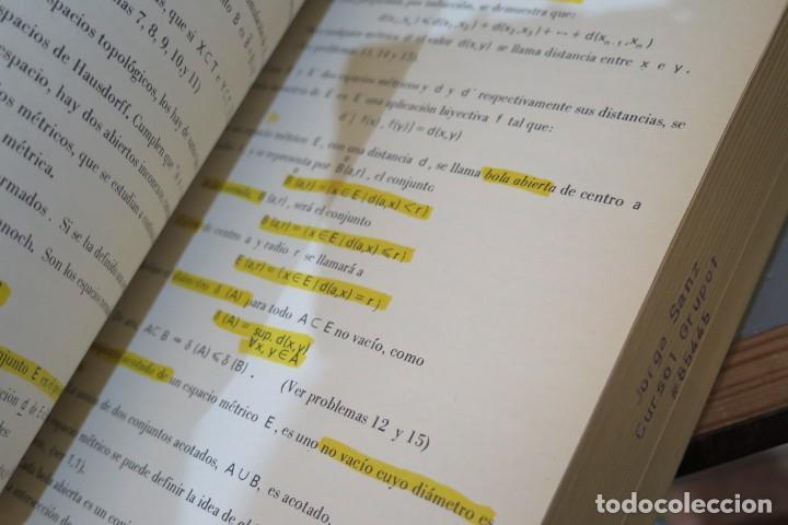 Libros de segunda mano de Ciencias: PROBLEMAS CALCULO INFINITESIMAL - Foto 3 - 290113178