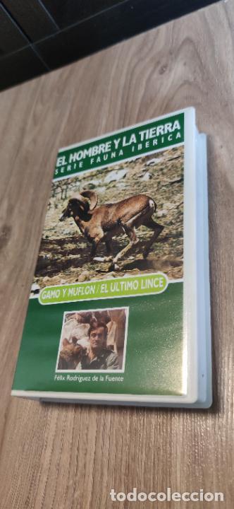 Libros de segunda mano: Colección El hombre y la tierra. Fauna Ibérica. D. Félix Rodríguez de la Fuente. 30 tomos + 14 VHS. - Foto 9 - 293199678