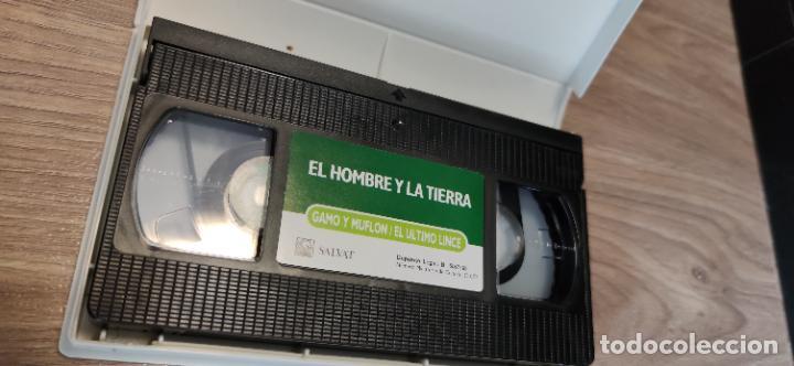 Libros de segunda mano: Colección El hombre y la tierra. Fauna Ibérica. D. Félix Rodríguez de la Fuente. 30 tomos + 14 VHS. - Foto 10 - 293199678