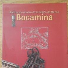 Livros em segunda mão: MINERÍA. BOCAMINA, PATRIMONIO MINERO DE LA REGIÓN DE MURCIA, MUSEO DE LA CIENCIA, 2005 RARO. Lote 293573193