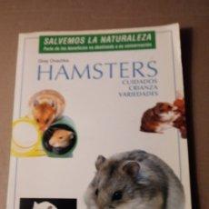 Libros de segunda mano: HAMSTERS. Lote 294054163