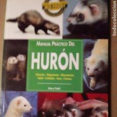 Libros de segunda mano: MANUAL PRACTICO DEL HURON.. Lote 294054713