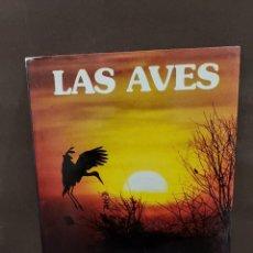 Libros de segunda mano: LAS AVES.....LA NATURALEZA...EDICIONES CASTELL........BRUCE COLEMAN..... Lote 295840758