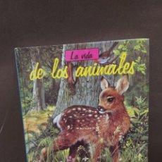 Libros de segunda mano: LA VIDA DE LOS ANIMALES.........HEMMA..... Lote 297013258
