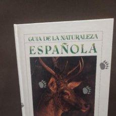 Libros de segunda mano: GUIA DE LA NATURALEZA ESPAÑOLA......EL PAIS...... Lote 297015528